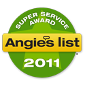 Angie's List Painting Contractors Super Service Award Winner