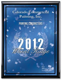 Painting Contractor Award