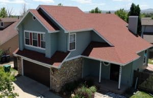 final exterior house painting