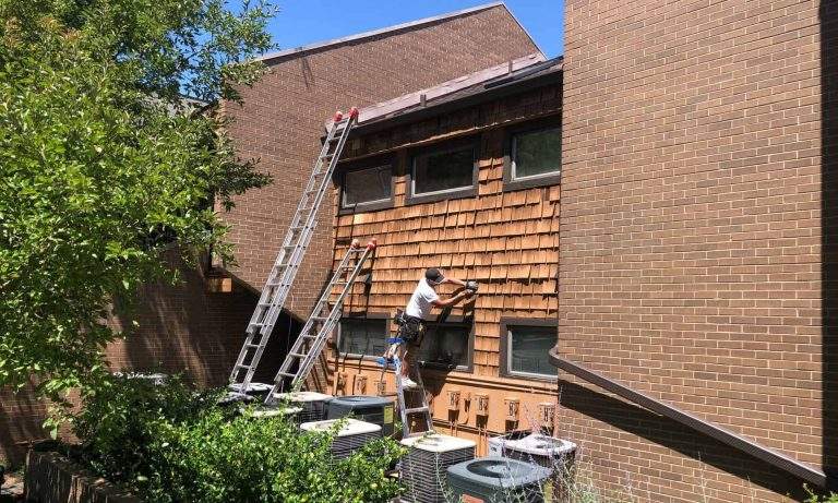 exterior painting repairs denver, co