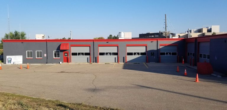 industrial commercial exterior painting