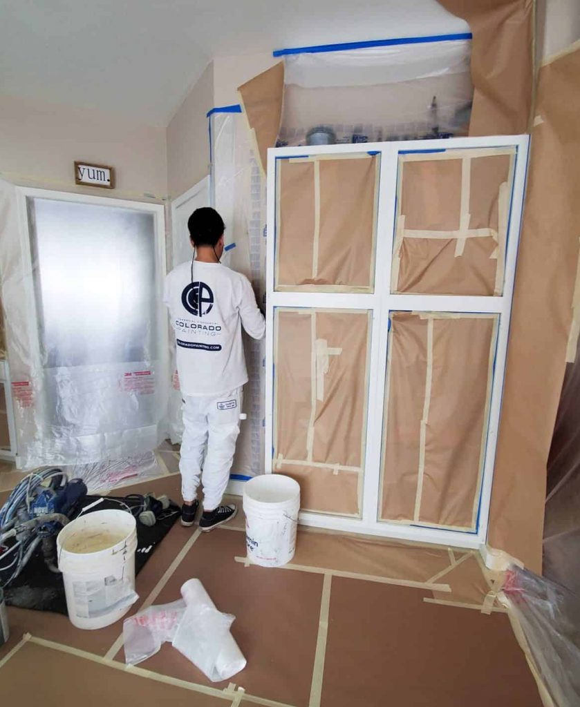 interior house painters proper preparation