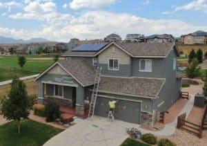 house painting preparation Denver, CO