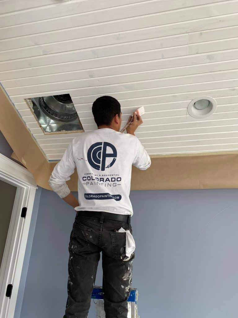 building painter