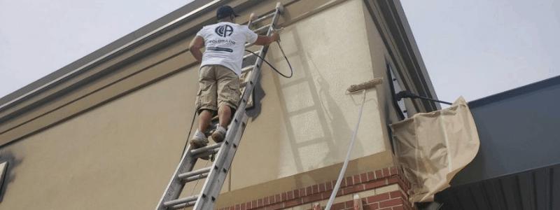 commercial exterior painters