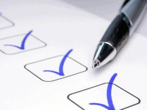 hiring a painter checklist