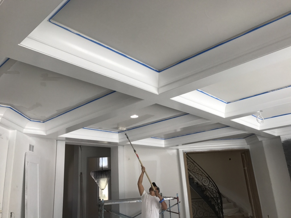 Painting in Littleton - Polo Club Dr.