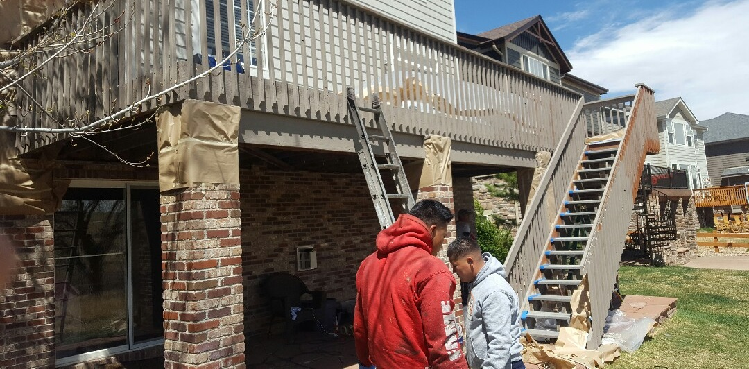 Residential Painting - Above and Beyond