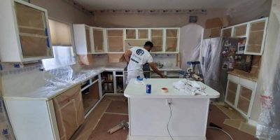 kitchen home painting