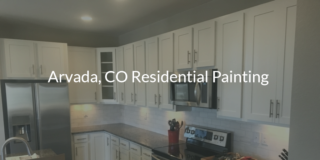 arvada residential painting